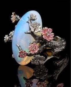 Theodoros Savopoulos Almond Blossom ring_2.jpeg
