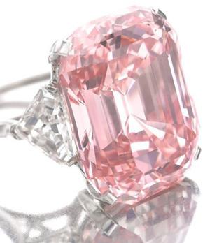 The Graff Pink Diamond