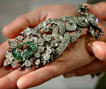 The Dresden Green Diamond