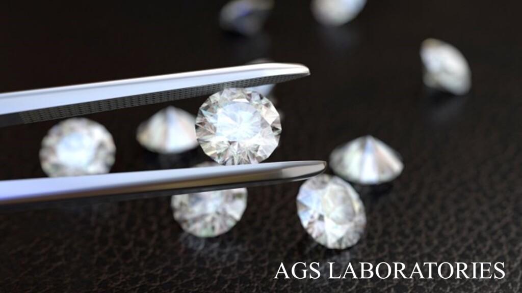 AGS diamond certification
