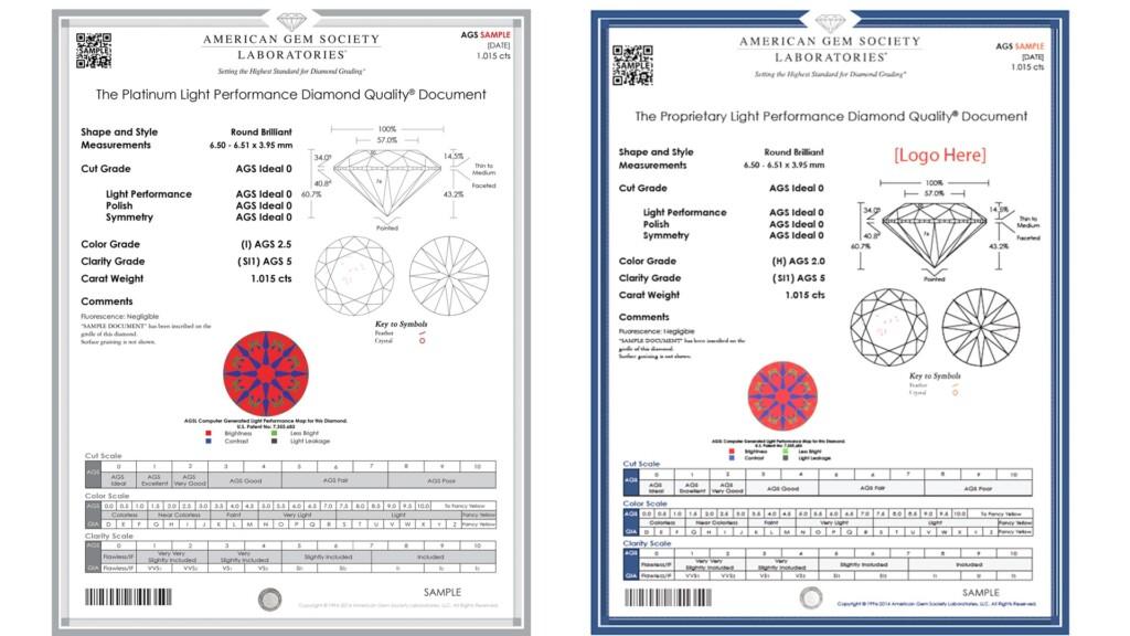 AGS Platinum Reports