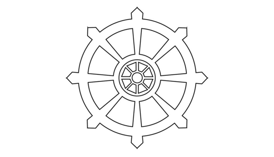 H&A diamonds - Eight spoked wheel
