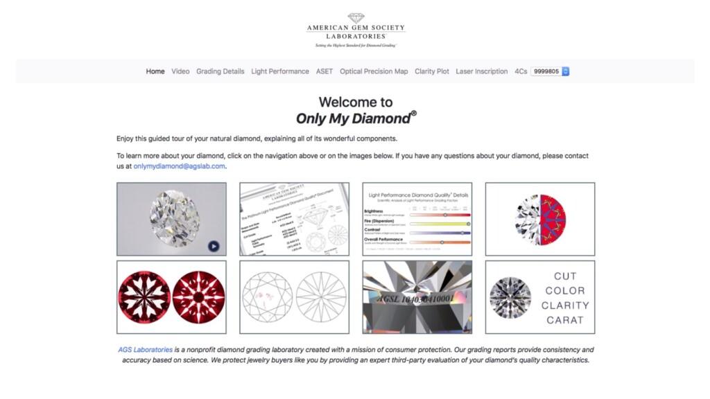 AGS Supplemental Only My Diamond screenshot