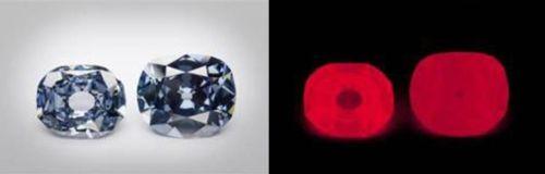 Diamond Phosphorescence