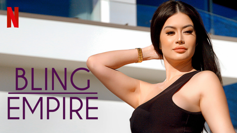 Bling Empire by Netflix