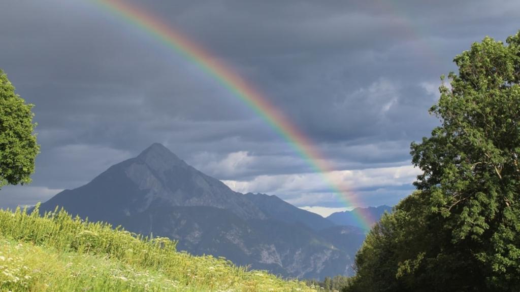 dispersion - rainbow