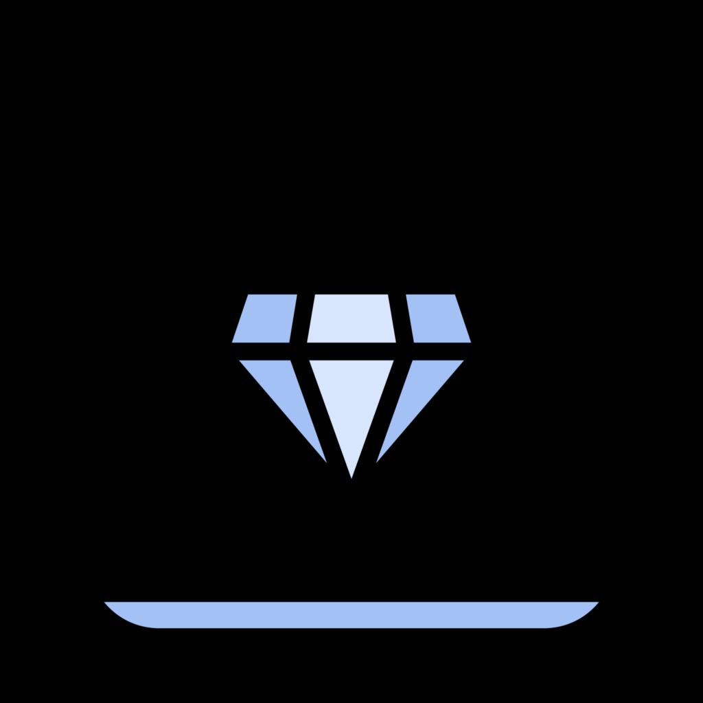Diamond Carat Weight Icon