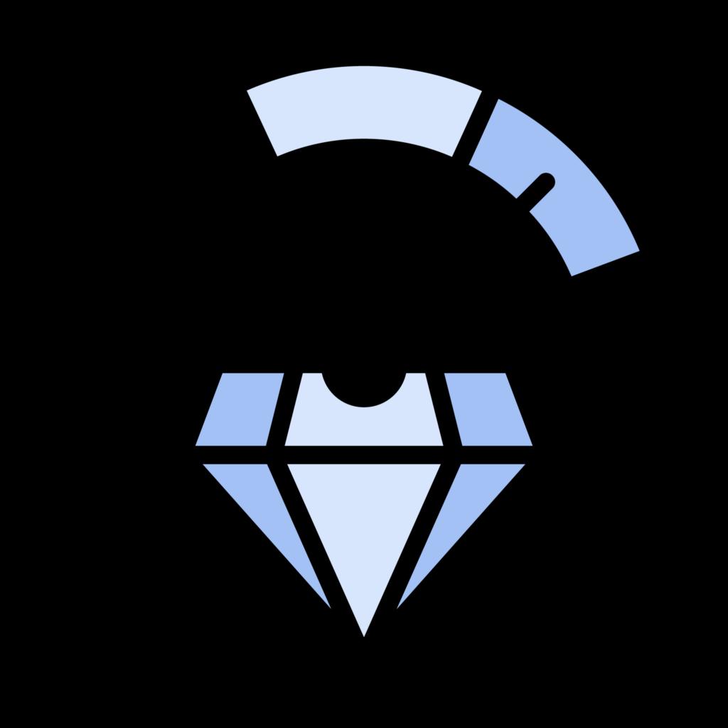 Diamond Performance Icon