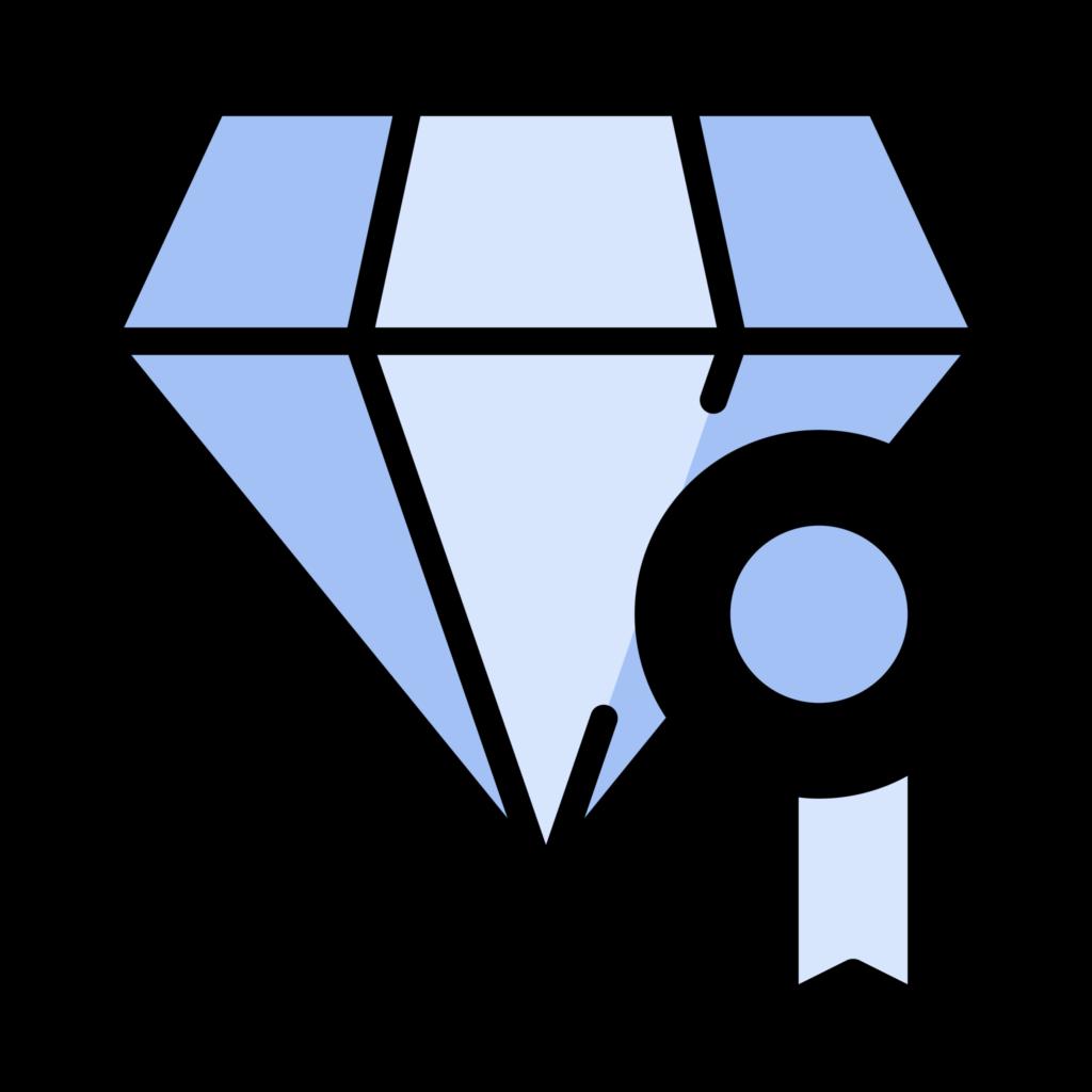 Diamond Certification Icon
