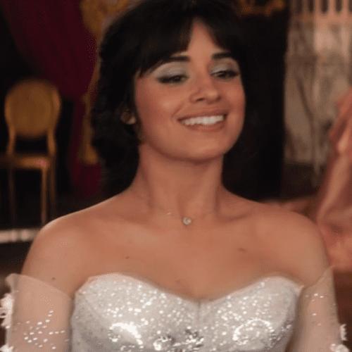 Camila Cabello as Cinderella. (Image Source: Amazon Prime)