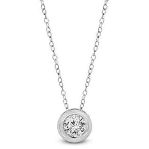 The Pamela Pendant from Friendly Diamonds.
